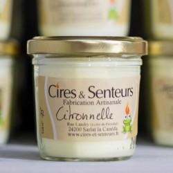 Bougie Citronnelle